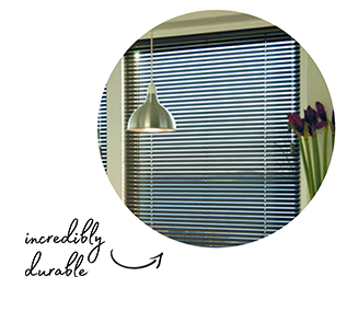 aluminium blinds smaller